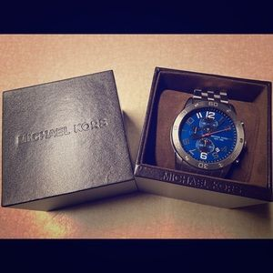 Authentic Michael Kors watch with box